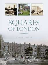 Squares of London:  Remembering 1914-18