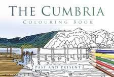 Cumbria Colouring Book