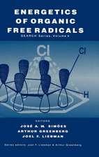 Energetics of Organic Free Radicals