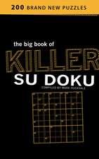 The Big Book of Killer Su Doku