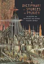 Day, D: A Dictionary of Sources of Tolkien