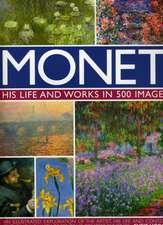 Hodge, S: Monet
