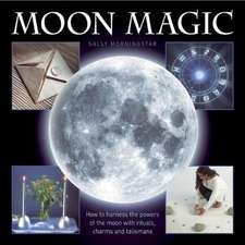 Moon Magic:  How to Harness the Powers of the Moon with Rituals, Charms and Talismans