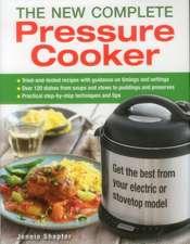 New Complete Pressure Cooker