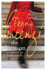 Vincenzi, P: The Decision
