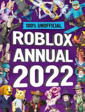 Unofficial Roblox Annual 2022