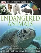 Endangered Animals [With CDROM]:  Blast Off!