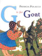G Is for Goat:  How a Friendship Pact Led to Success