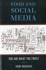 Food and Social Media