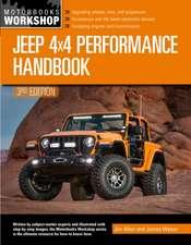 Jeep 4x4 Performance Handbook, 3rd Edition