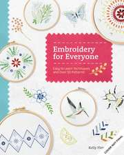 Embroidery for Everyone