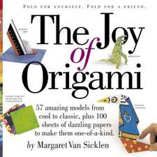 The Joy of Origami [With 100 Sheets of Origami Paper]:  The Happy Hooker