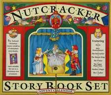 The Nutcracker Story Book Set Advent Calendar