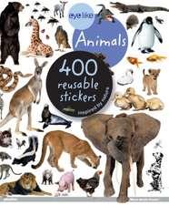 EyeLike Stickers, Animals