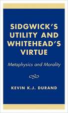 Sidgwicks Utility & Whitheads