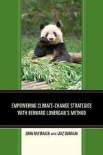 Empowering Climate-Change Strategies with Bernard Lonergan's Method