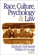 Race, Culture, Psychology, and Law