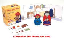 Paddington Bear: Finger Puppets