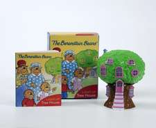 Berenstain Bears Light-Up Tree House