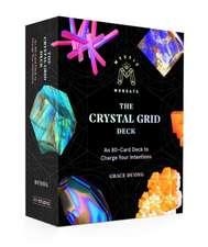 Mystic Mondays: The Crystal Grid Deck