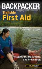 Backpacker Trailside First Aid