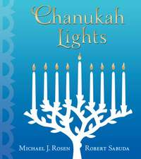 Chanukah Lights Pop-Up
