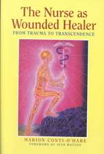 Nurse as the Wounded Healer
