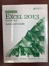 Microsoft¿ Excel 2013 Level 2