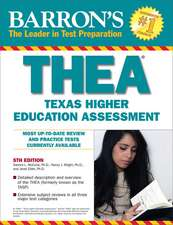 THEA: The Texas Higher Education Assessment