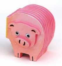 Chunky Farm Pig
