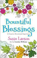 Bountiful Blessings