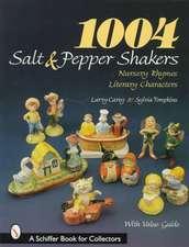 1004 Salt & Pepper Shakers