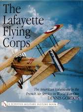 Lafayette Flying Corps: The American Volunteers in the French Air Service in World War I