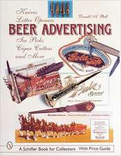 Beer Advertising: Knives, Letter Openers, Ice Picks, Cigar Cutters, and More