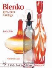 Blenko 1972-1983 Catalogs