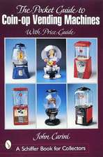 Pocket Guide to Coin-Op Vending Machines:  O Christmas Tree