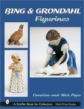 Bing & Grondahl Figurines:  Traditional Textiles from Pakistan and India