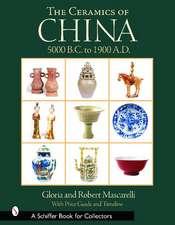 The Ceramics of China