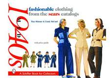 Fashionable Clothing from the Sears Catalogs, Mid 1940s