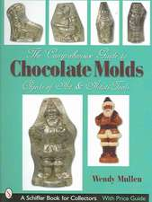 The Comprehensive Guide to Chocolate Molds: Objects of Art & Artists' Tools