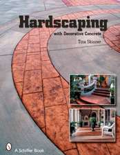 Hardscaping with Decorative Concrete