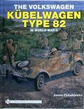 The Volkswagen Kbelwagen Type 82 in World War II