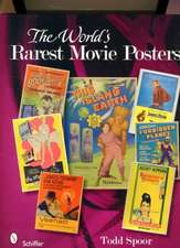 The World's Rarest Movie Posters