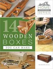 Home Woodworker Series: 14 Wooden Boxes You Can Make