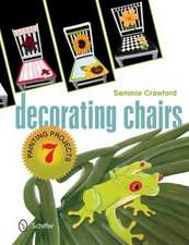 Decorating Chairs:  7 Painting Projects