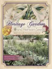 Heritage Gardens, Heirloom Seeds: Melded Cultures with a Pennsylvania German Accent