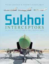Sukhoi Interceptors: The Su-9, Su-11, and Su-15: Unsung Soviet Cold War Heroes
