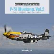 P-51 Mustang, Vol. 2