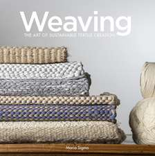 Weaving: The Art of Sustainable Textile Creation