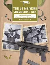 US M3/M3A1 Submachine Gun